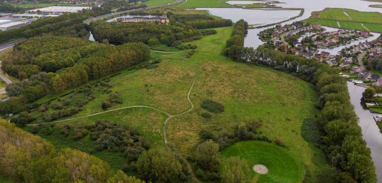 Rasterhoffpark drone